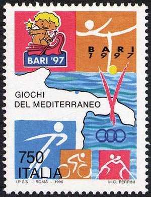 Lo sport italiano - Giochi del Mediterraneo 1997 - Bari