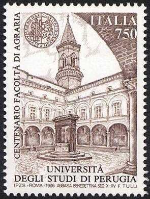 «Scuole d'Italia» - Centenario della Facoltà di Agraria - Università di Perugia