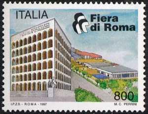 Fiere nell'economia - Fiera di Roma - Palazzo della Civiltà del Lavoro