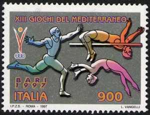 Lo sport italiano - XIII Giochi del Mediterraneo 1997 - Bari
