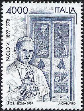 Centenario della nascita di Papa Paolo VI