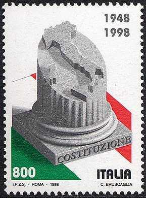 «Le Istituzioni» - Cinquantenario della Costituzione Italiana