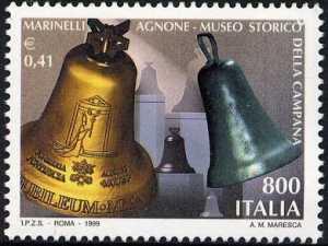 Patrimonio artistico e culturale italiano - I tesori dei musei nazionali - Museo Storico della Campana Marinelli, Agnone