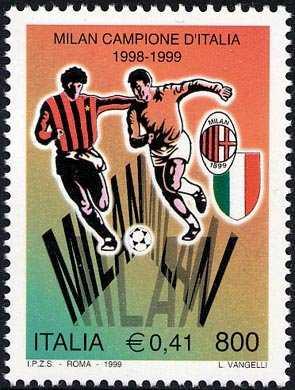 Milan campione d'Italia 1998-99