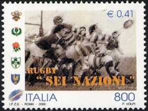 Lo sport italiano - Torneo di rugby delle 6 Nazioni
