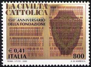 150° Anniversario della fondazione della rivista «La Civiltà Cattolica»
