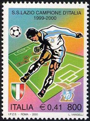 Lazio campione d'Italia 1999-2000