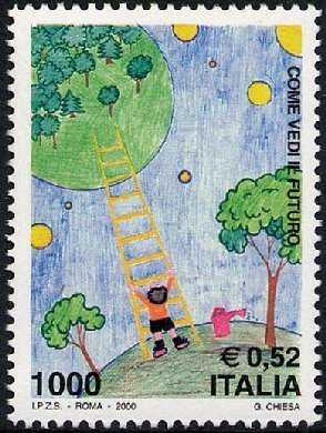 Il futuro dei francobolli - Concorso internazionale per ragazzi