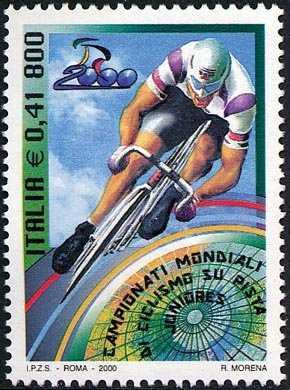 Lo sport italiano - Campionati mondiali Juniores di ciclismo su pista