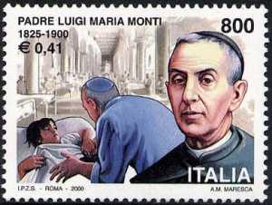 Centenario della morte di Padre Luigi Maria Monti - fondatore della Congragazione dei Figli dell'Immacolata Concezione