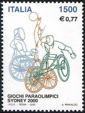 Lo sport italiano - Sydney 2000 - Giochi paraolimpici