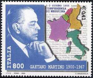 Centenario della nascita di Gaetano Martino - ritratto dello scienzato e politico