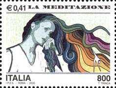 Avvento dell'anno duemila - «La Meditazione»