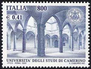 «Scuole ed Università» - Università degli Studi di Camerino - Palazzo Ducale