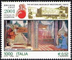 «Italia in Giappone 2001» - rassegna culturale economica e scientifica