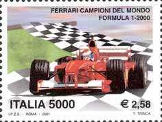 Ferrari campioni del mondo di Formula 1 - Ferrari F1-2000