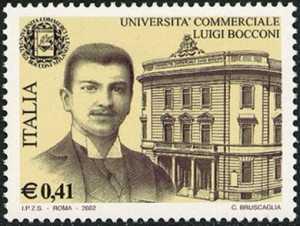 «Scuole ed Università»  - Università Commerciale «Luigi Bocconi»,  Milano