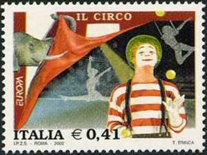 Europa - 47ª serie - Il circo
