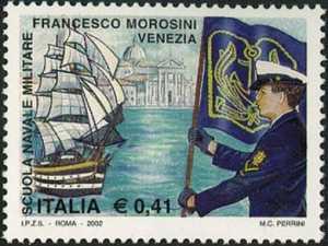 «Scuole ed Università» - 17ª serie - Scuola Navale Militare «Francesco Morosini» - Venezia