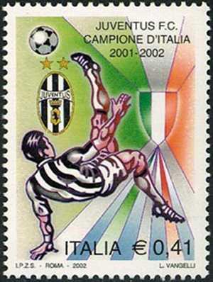 Juventus campione d'italia 2001-2002
