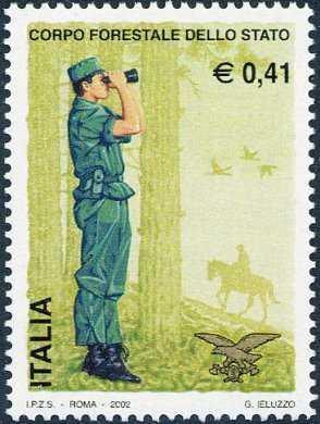 «Le Istituzioni»  - Corpo Forestale dello Stato - Guardia Forestale
