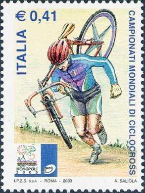 Lo sport italiano - Campionati mondiali di ciclocross - Monopoli