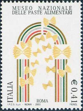 Museo Nazionale delle Paste Alimentari - logo