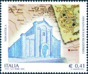 Patrimonio artistico e culturale italiano - Abbazia di Nonantola