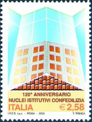 120° Anniversario di primi nuclei istitutivi della «Confedilizia»