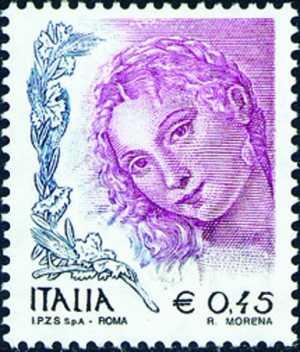 «La donna nell'arte»  - «Venere di Urbino»  di Tiziano Vecellio