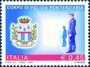 «Le Istituzioni»  - 15ª serie - Corpo di Polizia Penitenziaria