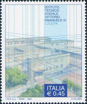 «Scuole ed Università» - Istituto Tecnico Statale «Vittorio Emanuele III» , Lucera ( FG )