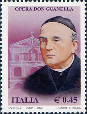 Opera Don Guanella - ritratto del sacerdote