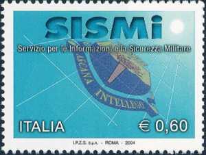 «Le Istituzioni» - 16ª serie - Il SISMI ( Servizio per le Informazioni e la Sicurezza Militare )  - stemm