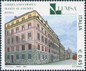 «Scuole ed Università» - LUMSA - Libera Università Maria Ss. Assunta , Roma - la sede
