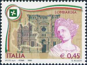 «Regioni d'Italia» - Lombardia