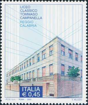 «Scuole ed Università» - Liceo Classico «Tommaso Campanella» , Reggio Calabria