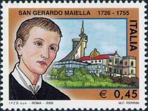 250° Anniversario della morte di San Gerardo Maiella - Santuario di Materdomini