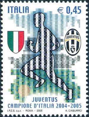 Juventus campione d'Italia 2004-2005