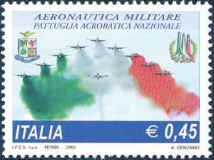 Manifestazione aerea «Frecce Tricolori» della Pattuglia Acrobatica Nazionale dell'Aeronautica Militare Italiana