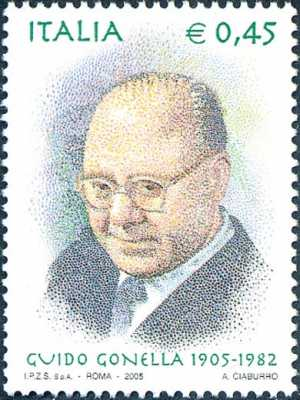 Centenario della nascita di Guido Gonella - uomo politico e giornalista