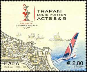 32ª America's Cup «Trapani - Louis Vuitton Acts 8 & 9» - Trapani