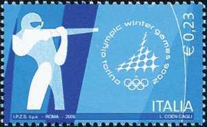 «Torino 2006» - XX Giochi Olimpici Invernali - Biathlon