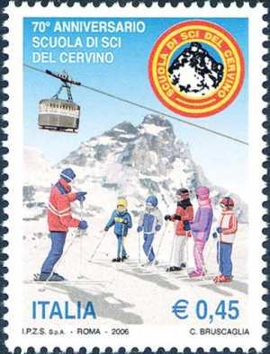 70° Anniversario della Scuola di sci del Cervino