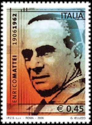 Centenario della nascita di Enrico Mattei - ritratto dell'imprenditore