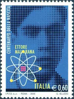 Centenario della nascita di Ettore Majorana - ritratto dello scienziato