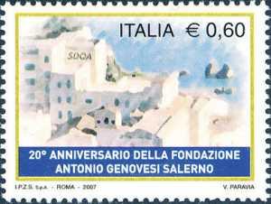 20° Anniversario della Fondazione Antonio Genovei Salerno