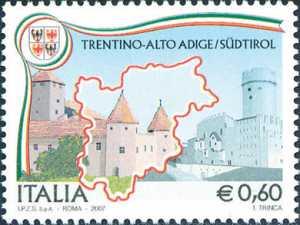 «Regioni d'Italia» - Trentino Alto Adige