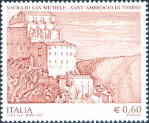 Patrimonio artistico e culturale italiano - Sacra di San Michele - Abbazia di Sant'Ambrogio di Torino