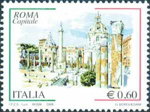 «Roma Capitale» - 2ª serie  - Fori Imperiali